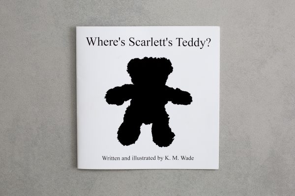 Where's My Teddy? A personalised book for newborns to give your baby the best start in life