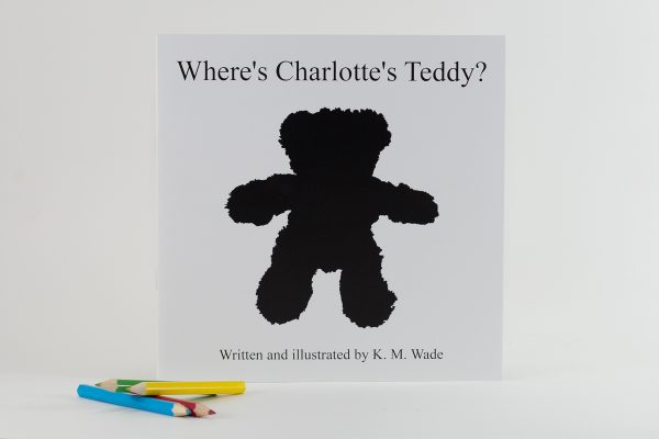 A styled version of 'Where's My Teddy?' A personalised book for newborns to give your baby the best start in life