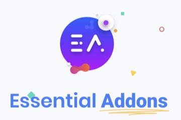 Essential Addons logo