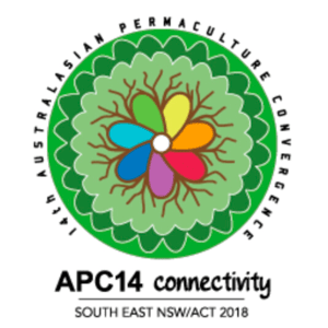 Australian Permaculture Conference 2014 logo