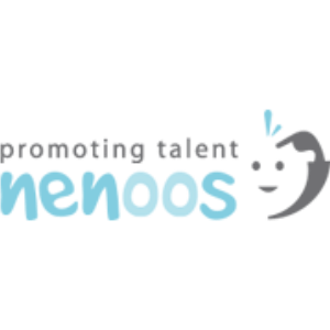 Nenoos Logo (English version)