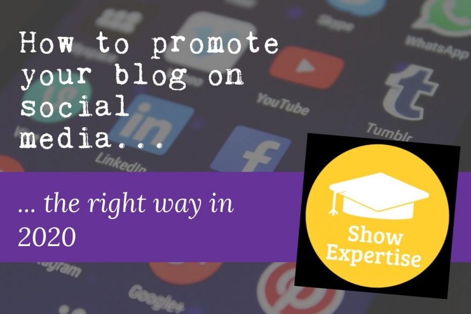 How to promote your blog on social media, how to promote your blog on social media the right way in 2020.045b249211354cd888ed3a8b22af4f23