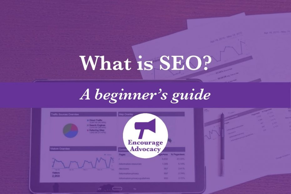 What is SEO? A beginner's guide to SEO which helps improve search engine rankings and drives web traffic