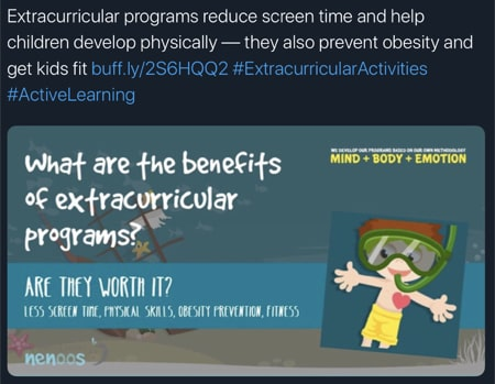 What are the benefits of extracurricular programs? Are they worth it?
