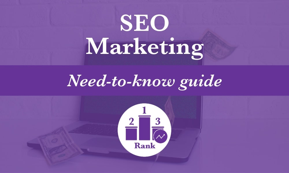 SEO marketing increases profits by conveying value on top of improving search results