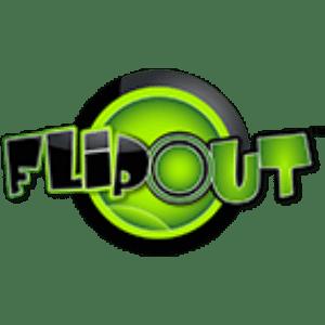 FlipOut logo